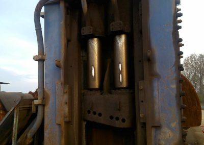Scrap shear Louritex 650t